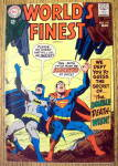 Click here to enlarge image and see more about item 15672: World's Finest Comic #174 March 1968 Double Death Wish