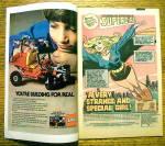 Click to view larger image of Supergirl Comic #1 November 1984 Strange & Special Girl (Image3)