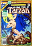 Click here to enlarge image and see more about item 15679: 1977 Jungle Tales Of Tarzan #1 King Size Annual