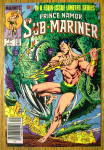 Prince Namor Sub-Mariner Comic #1 September 1984