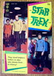Star Trek Comic #8 September 1970 The Youth Trap