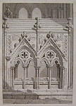 Click to view larger image of Tombeau De L'Eveque Bridport, A Salisbury (Image1)