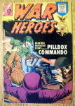 War Heroes Comic #8 May 1964 Bushwhacked