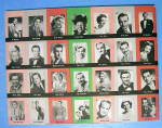 Click to view larger image of The Pop Scrapbook 1953 Over 200 Recording Stars (Image2)