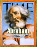 Time Magazine September 30, 2002 Abraham
