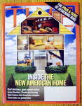 Time Magazine October 14, 2002 Inside New American Home