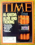 Click to view larger image of Time Magazine October 28, 2002 Alive And Ticking (Image1)