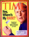 Click to view larger image of Time Magazine May 26, 2003 Where's My Raise? (Image1)