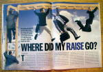 Click to view larger image of Time Magazine May 26, 2003 Where's My Raise? (Image6)