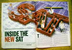 Click to view larger image of Time Magazine October 27, 2003 Inside The New SAT's (Image4)