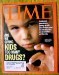 Click to view larger image of Time Magazine November 3, 2003 Kids & Drugs (Image1)