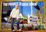 Click to view larger image of Time Magazine November 17, 2003 Story Of Jessica Lynch (Image4)