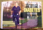 Click to view larger image of Time Magazine December 8, 2003 Diabetes (Image6)