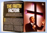Click to view larger image of Time Magazine June 21, 2004 Faith, God & Oval Office (Image3)