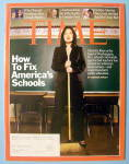 Time Magazine December 8, 2008 Fix America's Schools