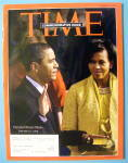 Time Magazine February 2, 2009 President Barack Obama