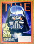 Time Magazine May 9, 2005 The Last Star Wars