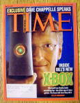Click to view larger image of Time Magazine May 23, 2005 Inside Bill's New Xbox (Image1)