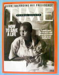 Click to view larger image of Time Magazine November 7, 2005 How To Save A Life (Image1)