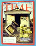 Time Magazine November 28, 2005 New Orleans Blues