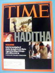 Click to view larger image of Time Magazine June 12, 2006 Haditha (Image1)