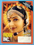 Click to view larger image of Time Magazine June 26, 2006 India Inc. (Image1)