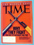 Time Magazine July 24, 2006 Why They Fight