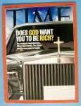 Click to view larger image of Time Magazine September 18, 2006 Does God Want You (Image1)