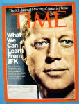 Click to view larger image of Time Magazine July 2, 2007 What We Can Learn From JFK (Image1)