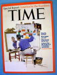 Time Magazine November 26, 2007 America By The Numbers