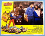 Click here to enlarge image and see more about item 16132: D.C. Cab Lobby Card 1983 Mr. T