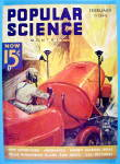 Popular Science Magazine February 1937 Tank Truck