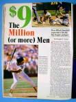 Click to view larger image of Ebony Magazine July 1990 Sammy Davis Junior (1925-1990) (Image4)