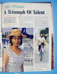 Click to view larger image of Ebony Magazine July 1990 Sammy Davis Junior (1925-1990) (Image5)