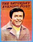 Saturday Evening Post Magazine March 1974 Mike Douglas