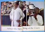 Click to view larger image of Life Magazine September 20, 1968 Arthur Ashe (Image7)