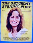 Saturday Evening Post Magazine April 1976 Patty Hearst