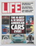 Click to view larger image of Life Magazine September 1983 American Cars (Image1)