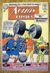 Action Comics #304 September 1963 Olympics