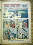 Click to view larger image of Rin Tin TIn #9 August 1955 Lucky Piece Pay Off (Image6)