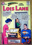 Click here to enlarge image and see more about item 16226: Superman's Lois Lane Comic #44 October 1963 Lana Lang