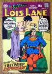 Click here to enlarge image and see more about item 16228: Superman's Girl Friend Lois Lane #98 January 1970