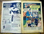 Click to view larger image of Superman Comic #210 October 1968 Clark Kent's Last Rite (Image3)