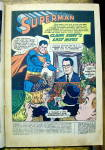 Click to view larger image of Superman Comic #210 October 1968 Clark Kent's Last Rite (Image4)