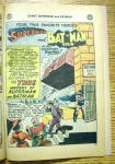 Click to view larger image of Superman And Batman Comic #15 October 1965 (Image8)