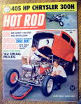 Hot Rod Magazine February 1962 '62 Drag Rules