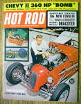 Click to view larger image of Hot Rod Magazine March 1962 Chevy II 360 HP Bomb (Image1)