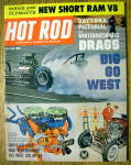 Click to view larger image of Hot Rod Magazine May 1962 Drags Big Go West (Image1)