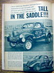 Click to view larger image of Hot Rod Magazine July 1962 Tomorrow's T-Birds (Image6)