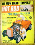 Hot Rod Magazine September 1962 Mighty Midgets